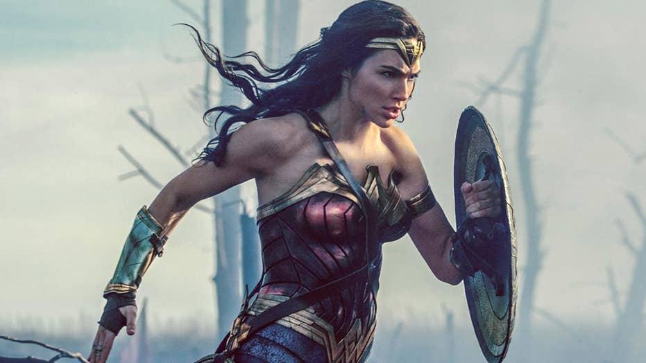 'Wonder Woman' breaks record