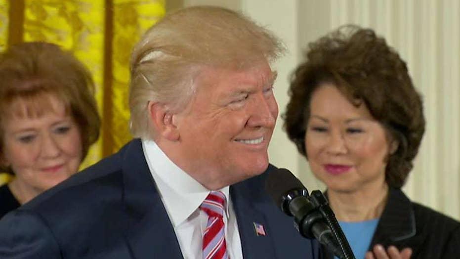 Trump introduces Air Traffic Control Reform Initiative