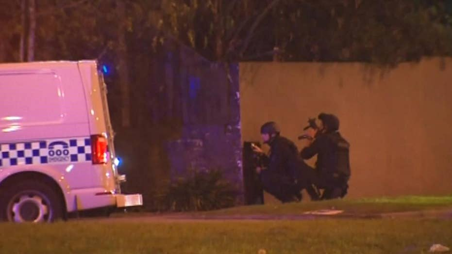 Gunman takes hostage during deadly rampage in Australia
