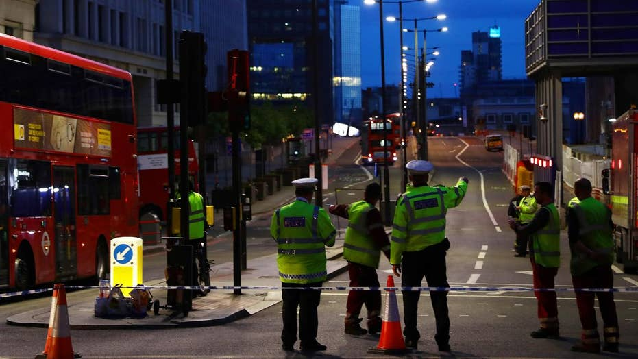 British police release names of two London attackers