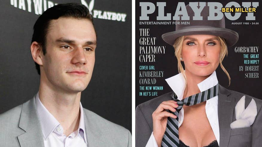 Fox411: Cooper Hefner asked mom Kimberley Hefner to recreate racy Playboy cover