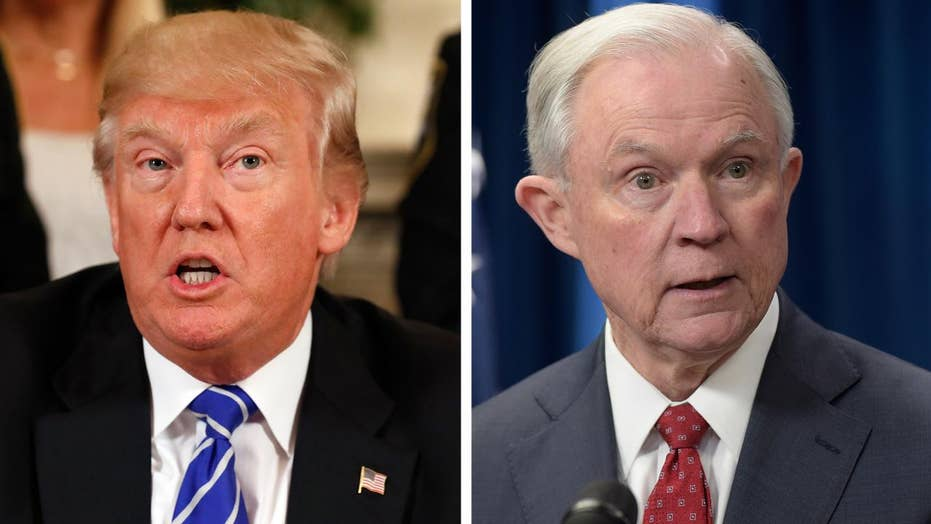 How the DOJ 'watered down' Trump's travel ban