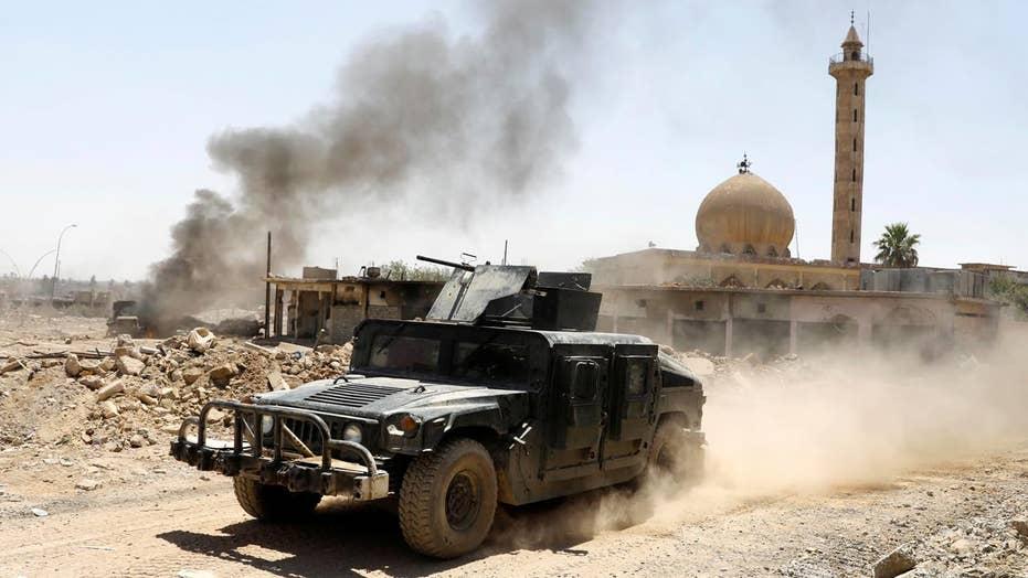 Europe on high alert as US tightens noose around ISIS