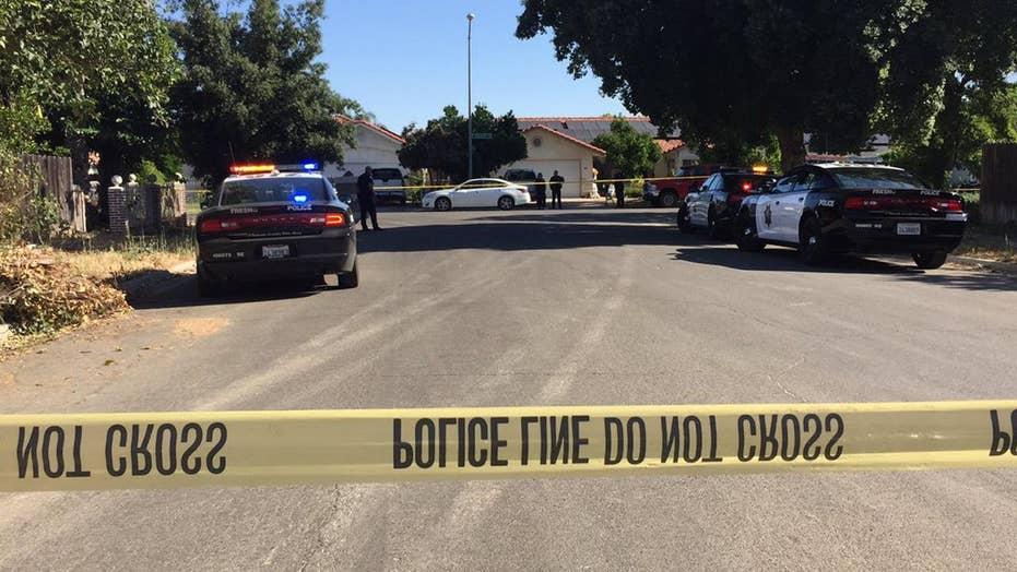 Fatal shooting in residential neighborhood in Fresno, Calif.
