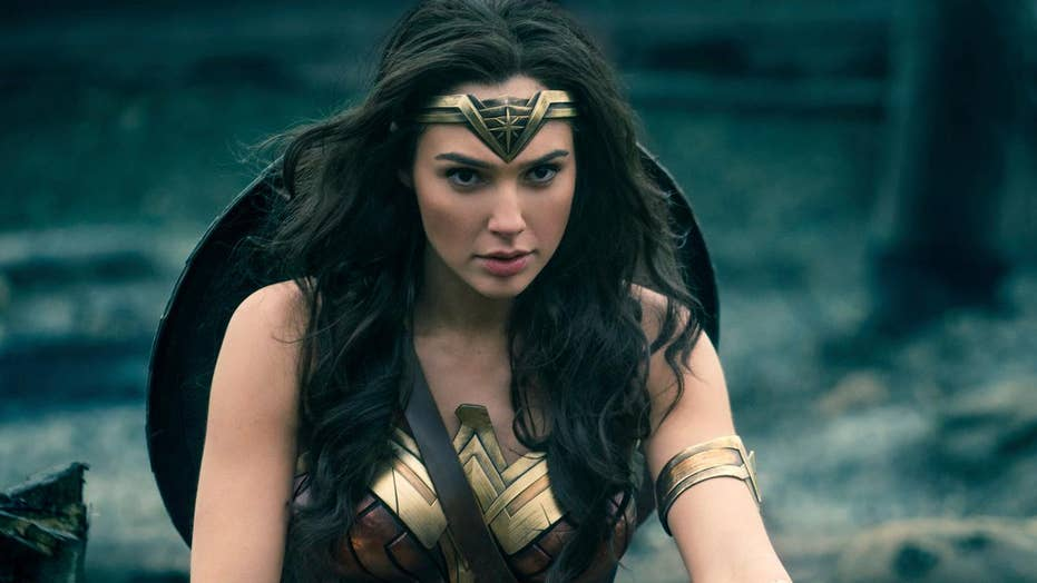 'Wonder Woman' proves saving the world isn't just for boys
