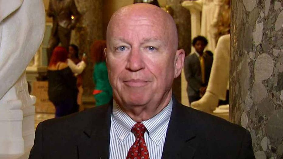 Rep. Brady on tax reform: We're sticking to the timetable