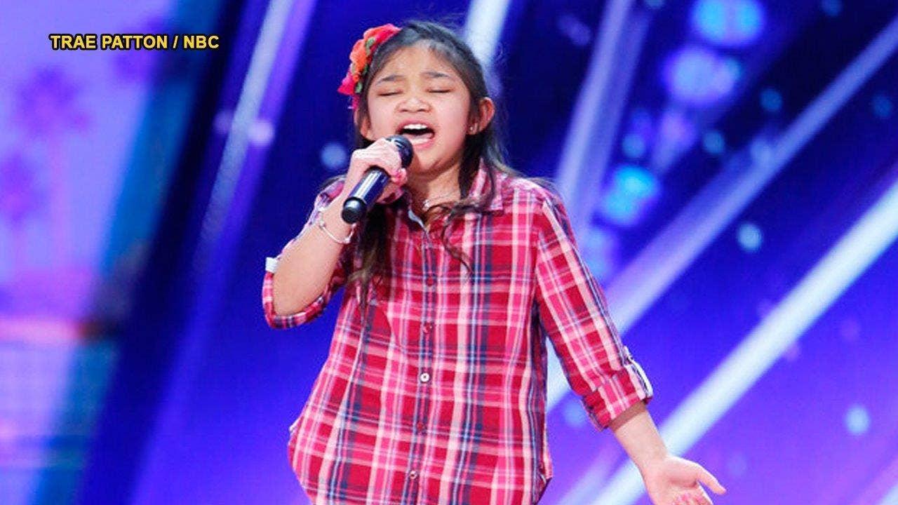 Americas got talent 2017 recap -  America S Got Talent Recap 9 Year Old Girl Inspires With Big Voice Health Struggles Fox News