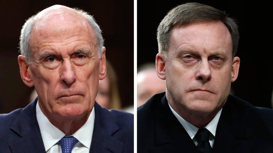 NSA, National Intelligence directors questioned on if President Trump asked them to influence Russia investigation
