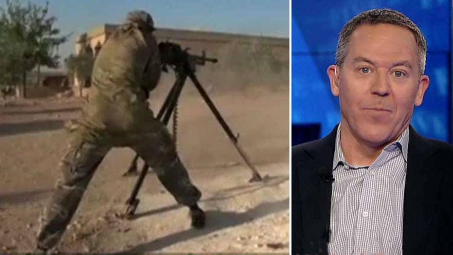 Gutfeld: The fight against ISIS in Raqqa