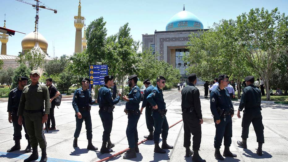 ISIS claims responsibility for deadly attacks in Tehran