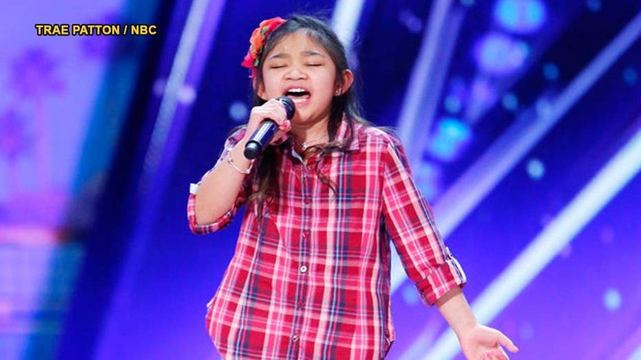 9-year-old stuns on 'America's Got Talent'
