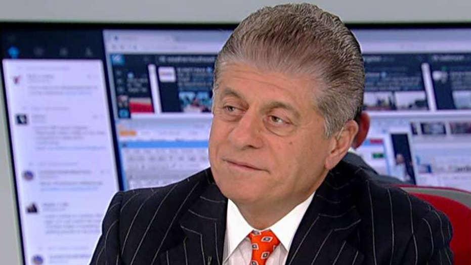 Napolitano reacts to Comey's prepared testimony remarks