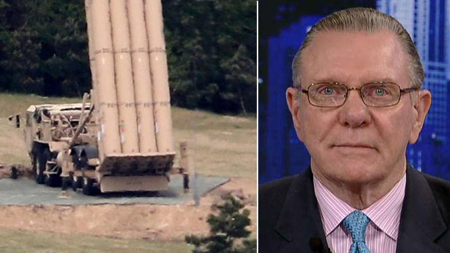 Fox News military analyst Gen. Jack Keane provides insight on 'The Story with Martha MacCallum'