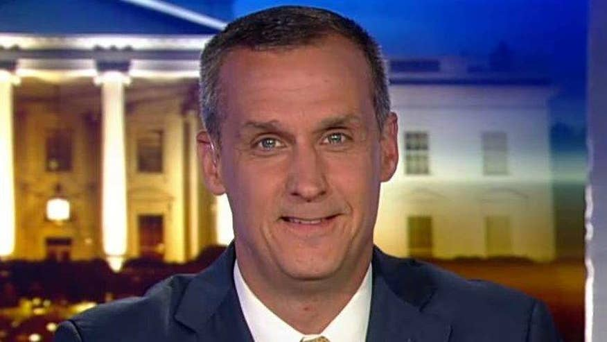 Former Trump campaign manager Corey Lewandowski explains Trump's alleged request for former FBI director Comey's loyalty and says he was trying to develop rapport. Plus, perspective on Trump-Sessions rift