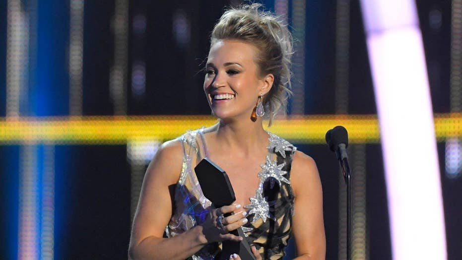 Carrie Underwood makes CMT Awards history