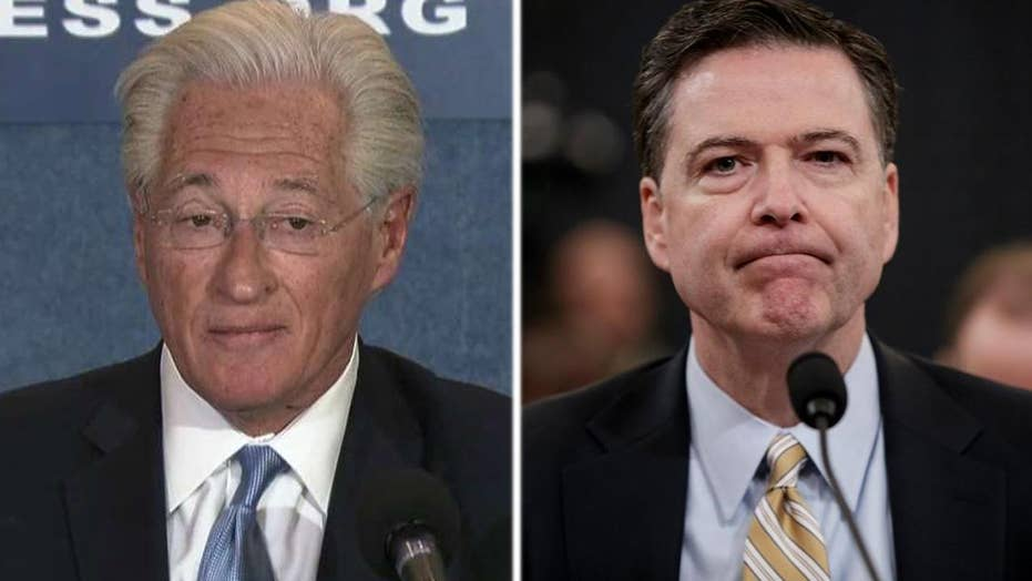 Kasowitz: Comey confirmed Trump was not under investigation