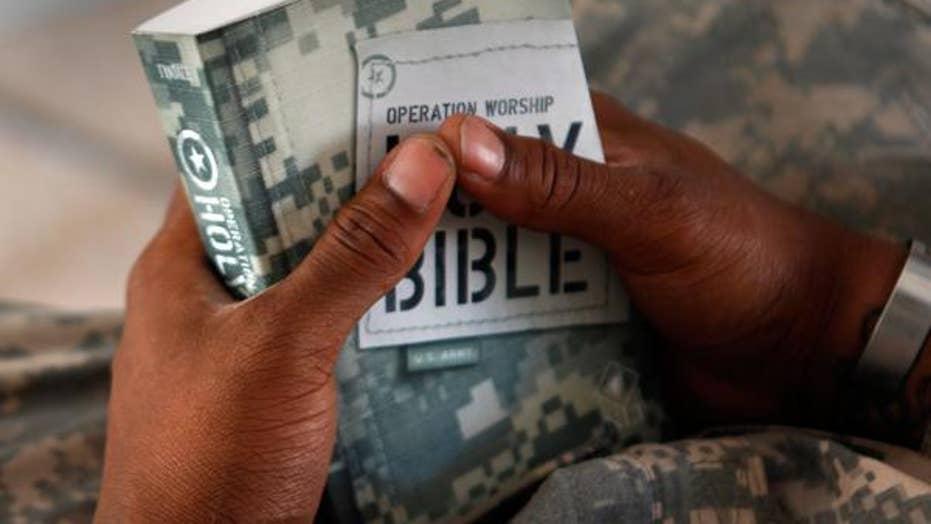 What is the future of religious liberty in the military?