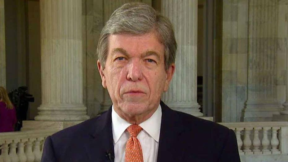 Sen. Blunt: It was a 'mistake' for Comey to leak memo