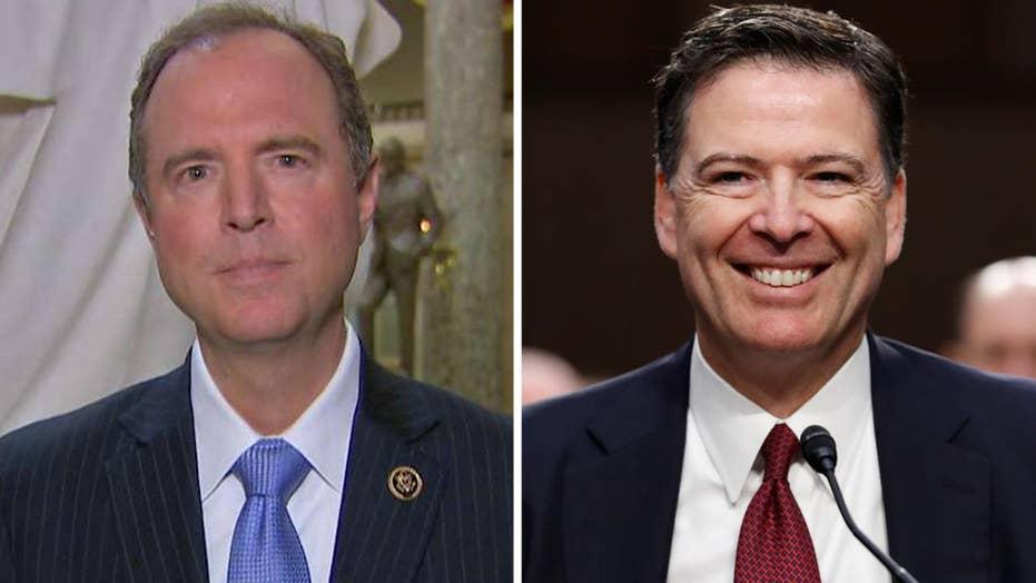 Schiff on how Comey's testimony will impact the House probe