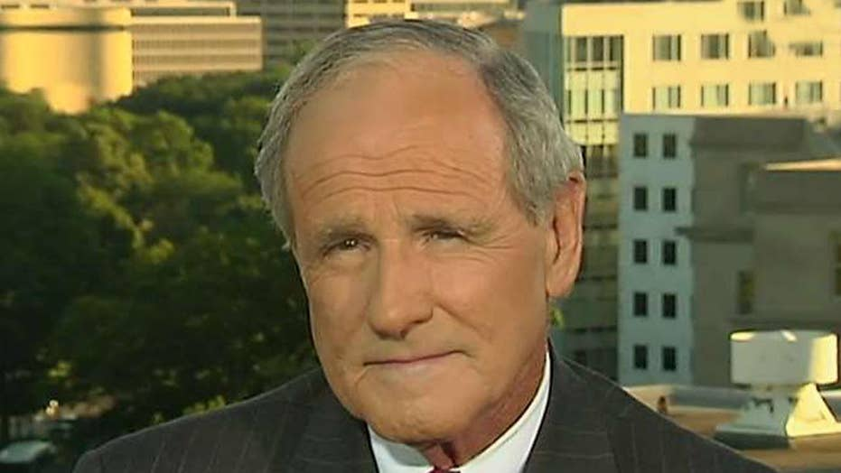 Sen. Risch: You can't prosecute someone for hoping something