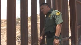 The Chief of the Border Patrol's El Paso Sector is giving credit to President Trump, his messaging and policies for a historical change in illegal immigration.