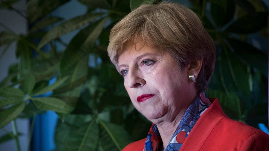 PM Theresa May pressured to resign