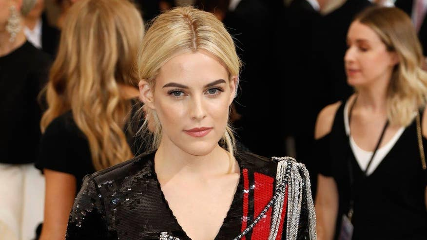 Fox411: Riley Keough doesn't feel pressure to live up to her famous grandfather