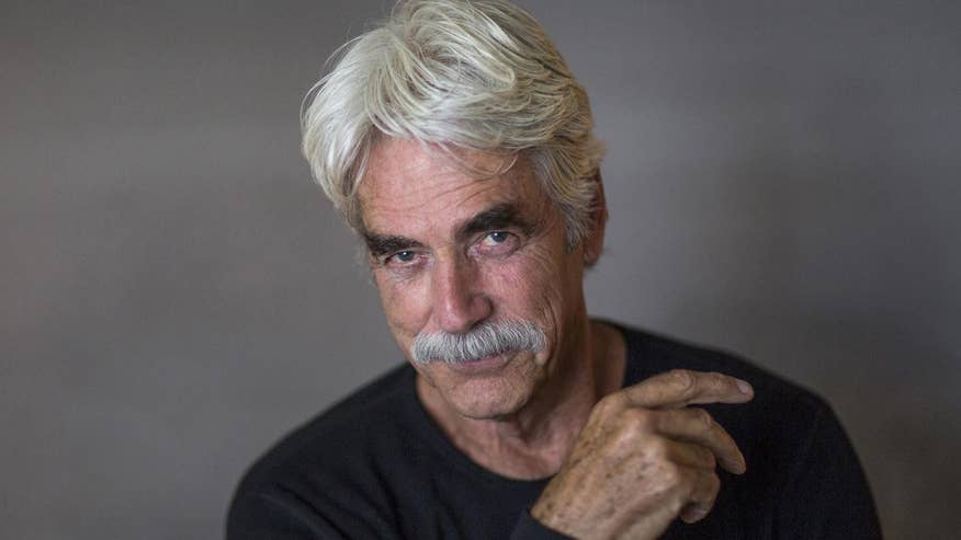Fox411: Sam Elliott and Brett Haley develop friendship over love of Westerns