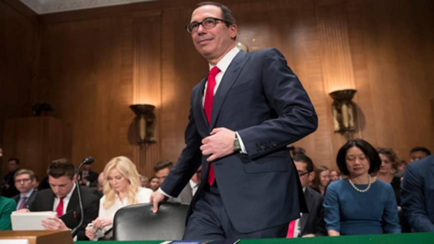 Treasury Secretary Mnuchin is urging Congress to pass a 'clean' debt ceiling increase; Mike Emanuel explains on 'Special Report'