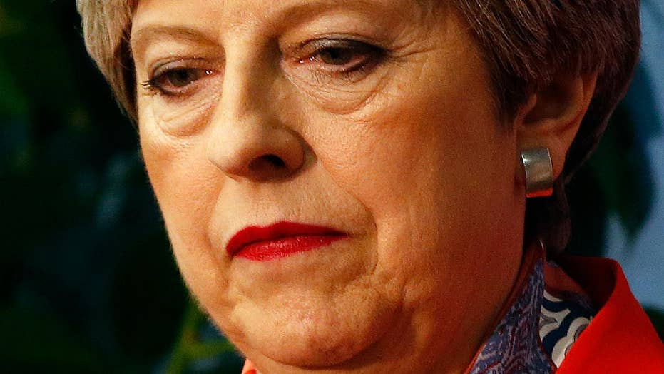 Prime Minister May's election gamble backfires