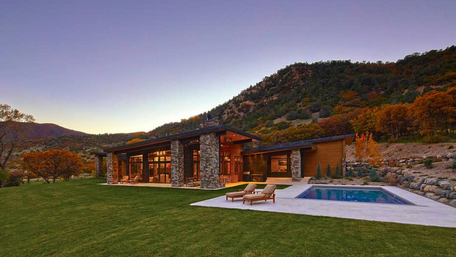 Colorado ranch just for modern cowboys