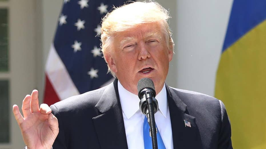 Trump: I am committed to Article 5