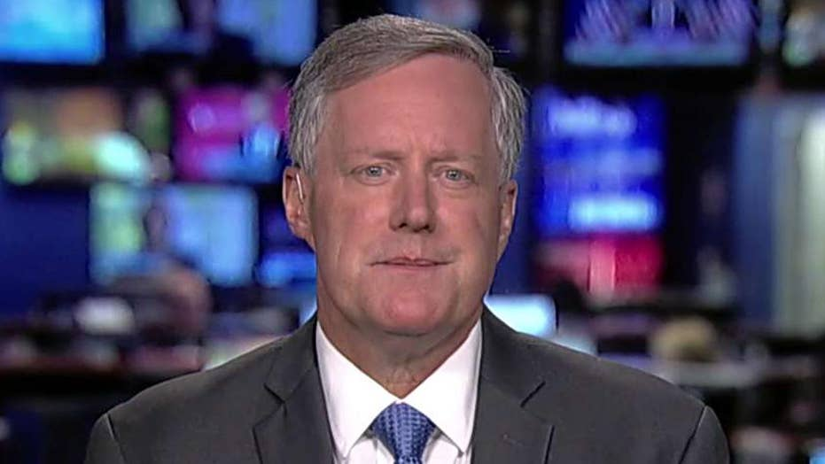 Rep. Mark Meadows on combining tax and healthcare bills