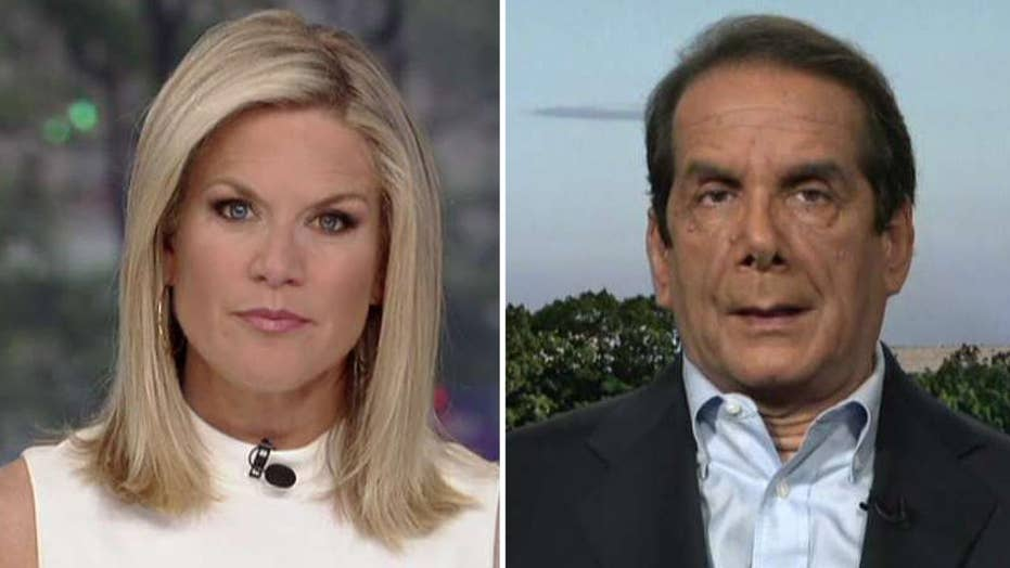 Krauthammer: Trump faces a 'cover-up without a crime'