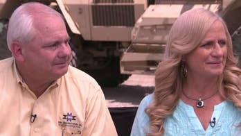 Shelly and Jim Green, president and vice president of the company, share their story