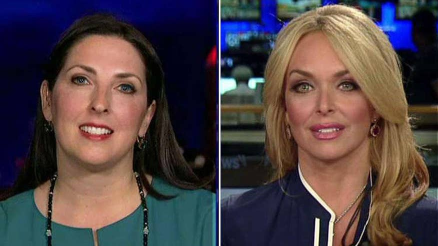 RNC chairwoman Ronna McDaniel and radio host Dr. Gina Loudon weigh in on 'Hannity'