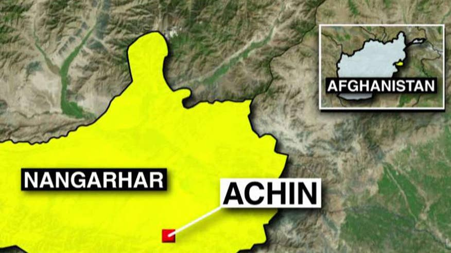 Afghan soldier reportedly opens fire on U.S. service members