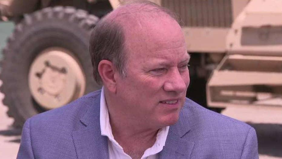 Detroit mayor talks improvements to his city