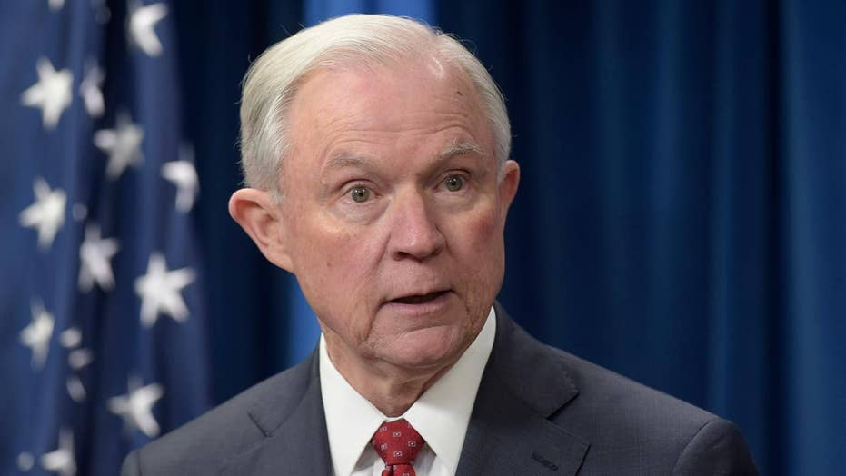 Eric Shawn reports: AG Jeff Sessions to testify Tuesday