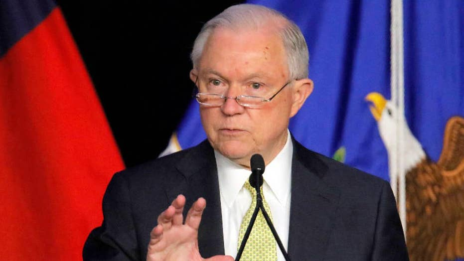 What is motivating Jeff Sessions to testify before Senate?