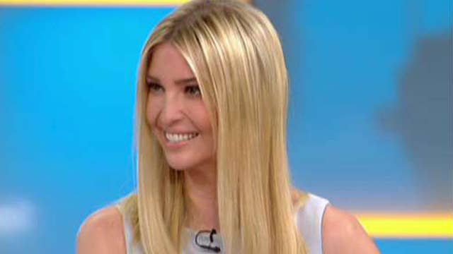 Ivanka Trump: Father feels 'vindicated' after Comey hearing