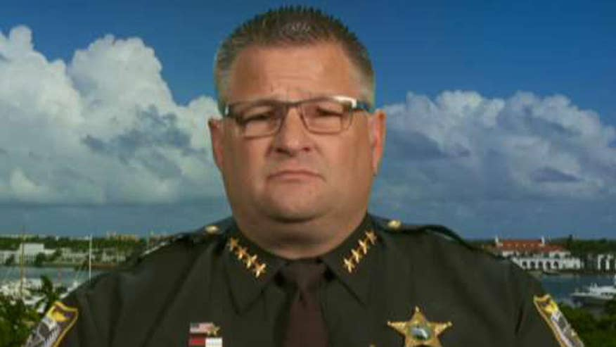 Florida sheriff speaks out about terrorism on 'Fox & Friends'