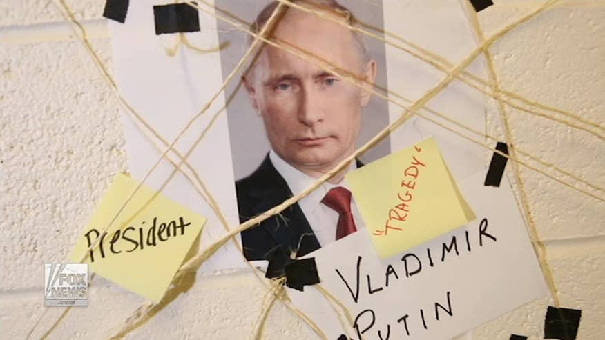Who are the key characters in the federal investigation into Russia's attempt to meddle in the 2016 U.S. election