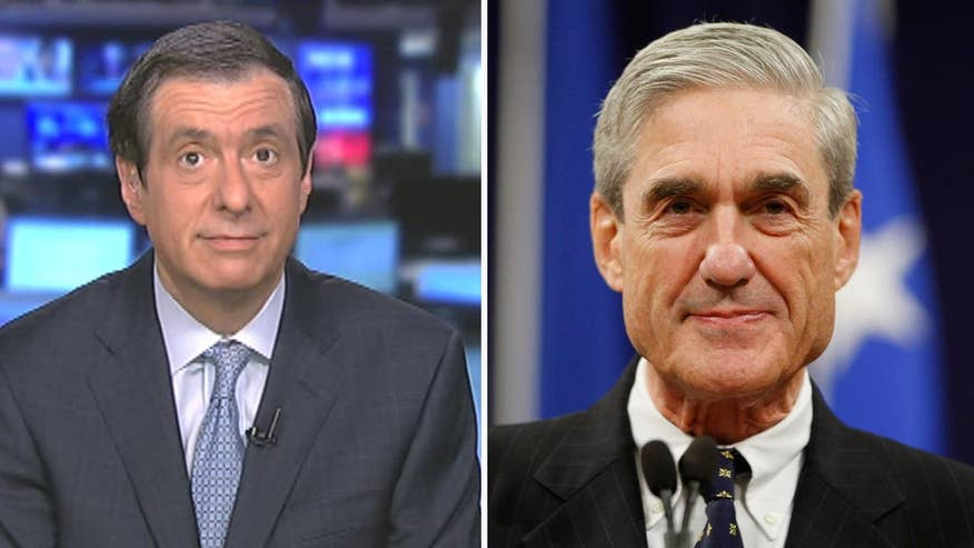 'MediaBuzz' host Howard Kurtz weighs in on whether Special Counsel Robert Mueller has a conflict of interest by having a long-standing professional relationship with James Comey