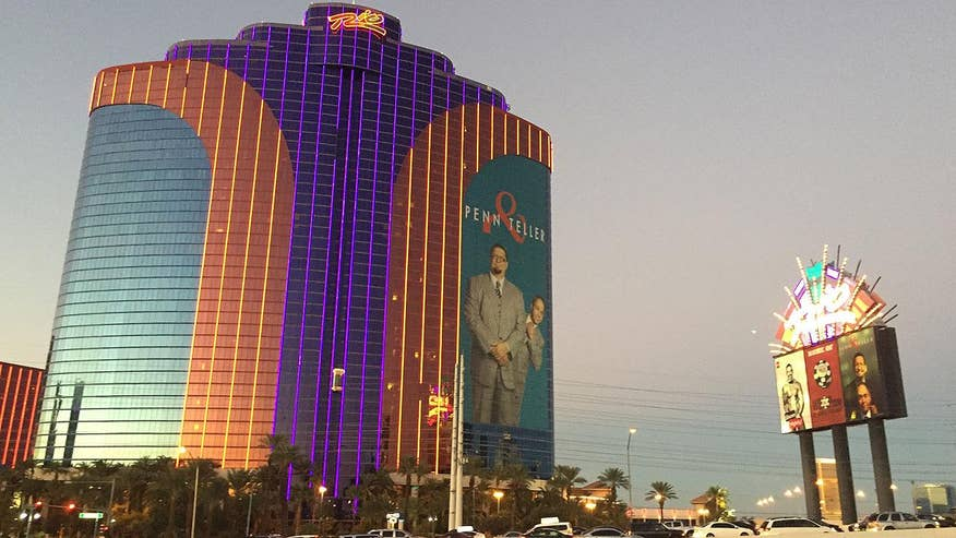 The Rio Hotel in Las Vegas is decontaminating after two guests reportedly contracted Legionnaire's disease