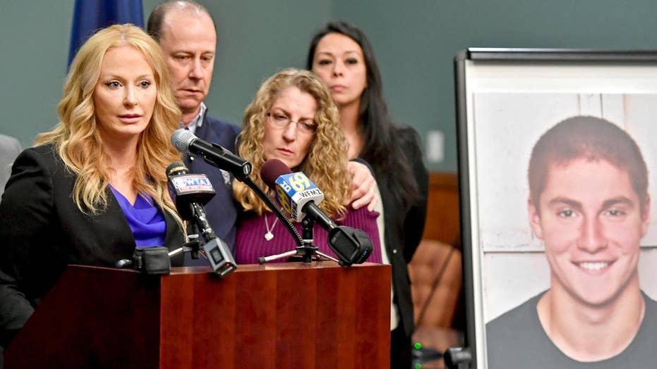 Penn State fraternity hazing death sparks legal debate