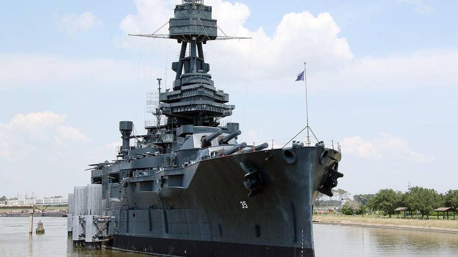 Battleship Texas closed, faces major repairs after leak