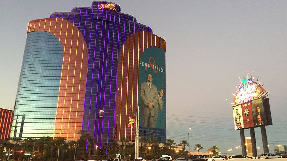 Two hotel guests contract Legionnaire's Disease in Vegas