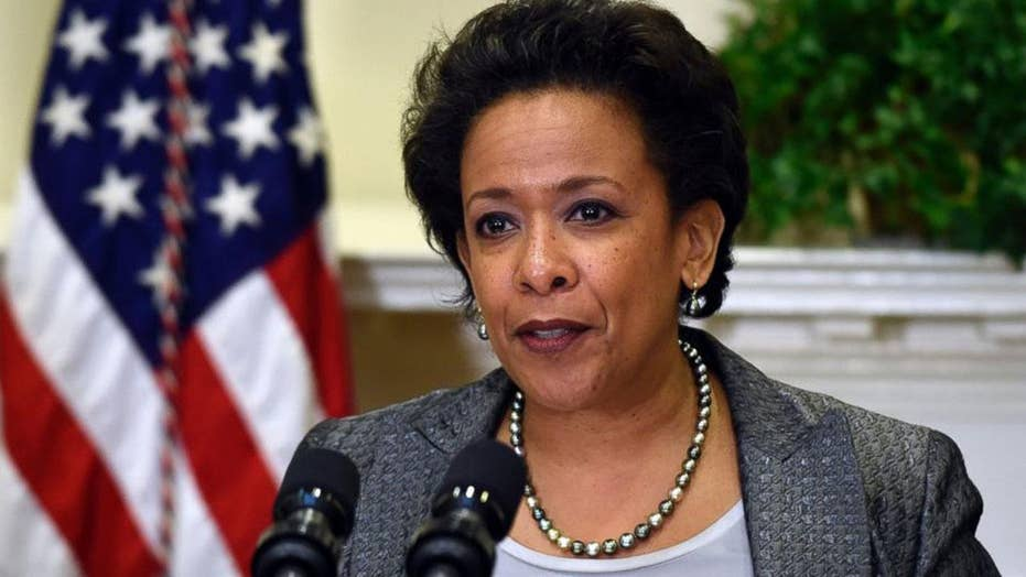 Why it may be time for Congress to investigate Loretta Lynch