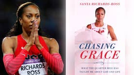 Olympian Sanya Richards-Ross opens up about decision to have an abortion in new book
